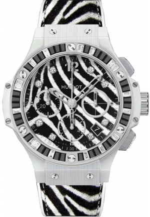 Hublot Big Bang 41mm White Zebra Bang  341.HW.7517.VR.1975