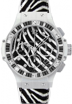 HUBLOT Big Bang White Zebra Bang 41mm