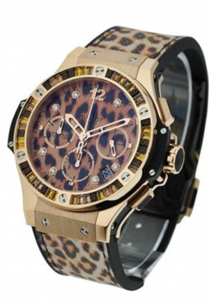 ublot Big Bang 41mm Leopard 341.PX.7610.NR.1976