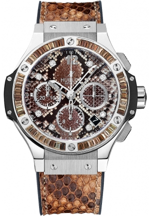 HUBLOT Big Bang Boa Bang Steel Brown 41mm