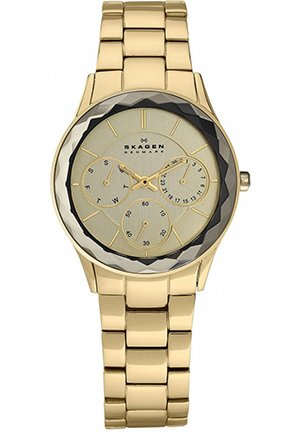 Women's Gold-Tone Stainless Steel Bracelet 34mm