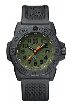 LUMINOX NAVY SEAL 3517.NQ.SET, 45MM