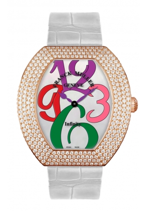 INFINITY QUARTZ LADIES 3540 QZ A COL DRM D4, 50.00 X 53.00MM