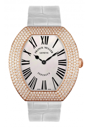 INFINITY QUARTZ LADIES 3540 QZ R D4 WHITE, 50.00 X 53.00MM