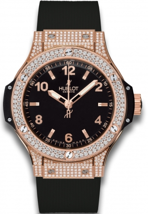 HUBLOT Big Bang Gold Pav� 38mm