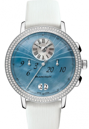 LADIES CHRONOGRAPH FLYBACK GRANDE DATE 38.6MM