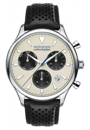 HERITAGE SERIES CALENDOPLAN CHRONOGRAPH MEN'S WATCH