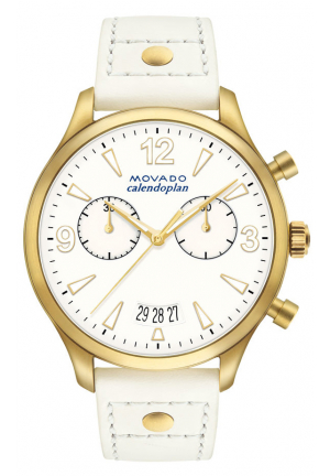 HERITAGE SERIES CALENDOPLAN CHRONOGRAPH LADIES WATCH