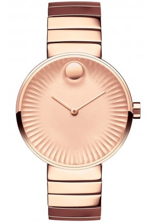 Movado Edge Rose Gold 34mm