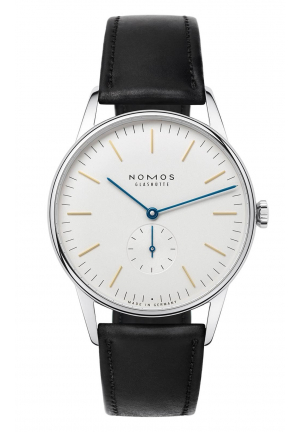 Nomos Glashuette Orion 38 384, 38mm