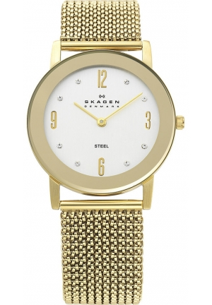 SKAGEN LADIES' CLASSIC WATCH 35mm