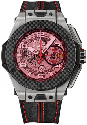 HUBLOT 401.NQ.0123.VR BIG BANG UNICO FERRARI 45MM