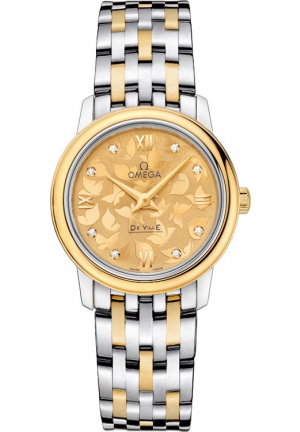 OMEGA 424.20.27.60.58.002 DE VILLE WOMEN'S WATCH 27.4MM  MSP: 77829