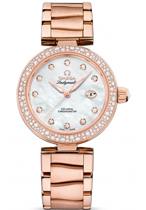 DE VILLE LADYMATIC CO-AXIAL 34mm 425.65.34.20.55.010
