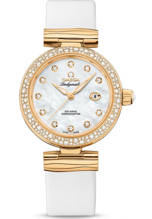 DE VILLE LADYMATIC OMEGA CO-AXIAL 42567342055007