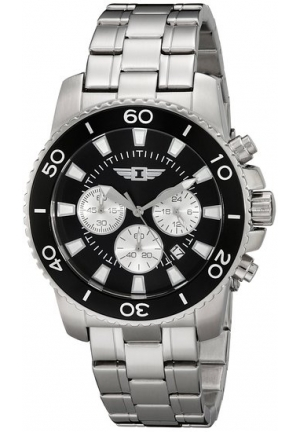 I By Invicta Men's  Chronograph Stainless Steel Watch