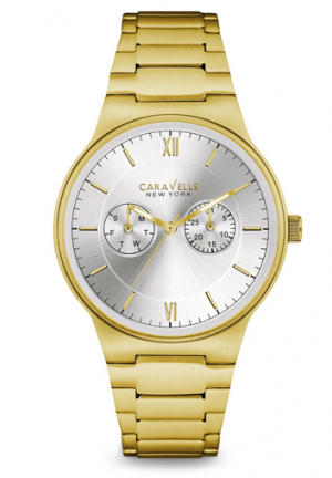 Caravelle New York Dress men's watch