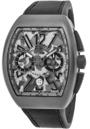 Vanguard Chronograph Automatic Men's Watch