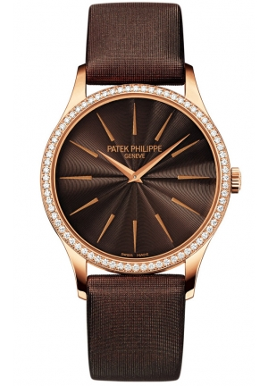 Calatrava Rose Gold, 33mm
