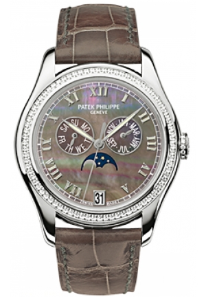 Complications White Gold, 37mm