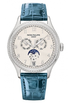 GRAND COMPLICATIONS WHITE GOLD - LADIES 4947G-010, 38MM