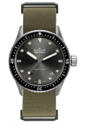 FIFTY FATHOMS BATHYSCAPHE AUTOMATIC 43MM
