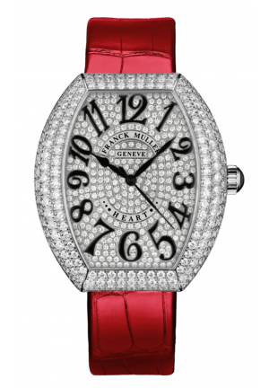 FRANCK MULLER HEART 5000 H SC D3 CD OG RED, 34.5 Х 39.8MM