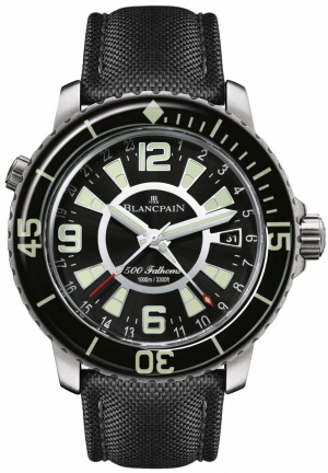 FIFTY FATHOMS 500 FATHOMS GMT 48MM