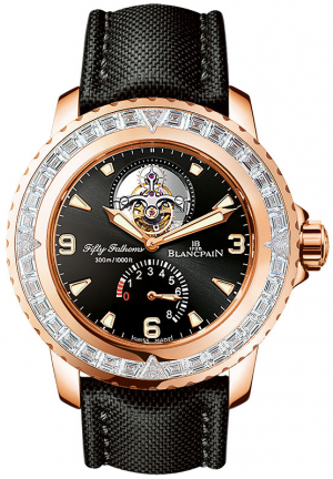 FIFTY FATHOMS TOURBILLON 8 DAYS 45MM