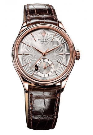 CELLINI DUAL TIME 50525-0008, 39MM