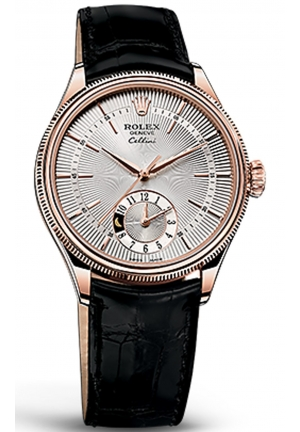 CELLINI DUAL TIME 50525-0009, 39MM