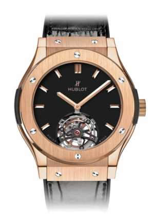 HUBLOT Classic Fusion Tourbillon King Gold 45mm