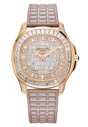 AQUANAUT ROSE GOLD LADIES 5062-450R-001, 38.8MM