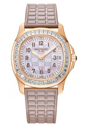 AQUANAUT ROSE GOLD LADIES 5072R-001, 35.6MM