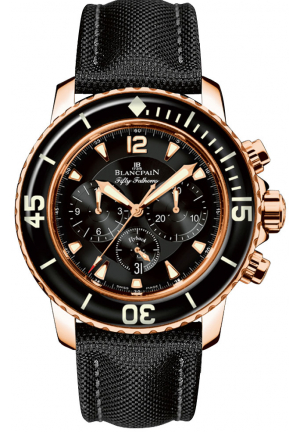 FIFTY FATHOMS FLYBACK CHRONOGRAPH 45MM