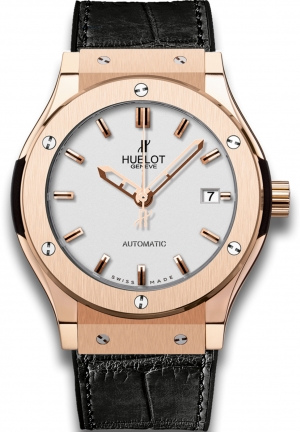 HUBLOT Classic Fusion King Gold Opalin 45mm