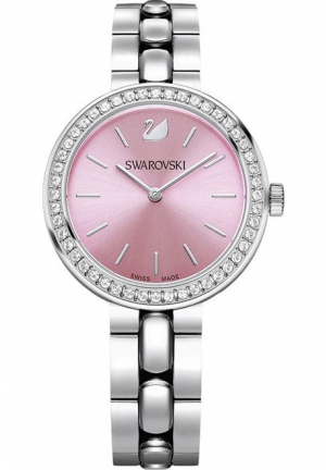 SWAROVSKI DAY TIME LADIES WATCH 34MM