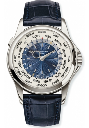 Complications World Time Mens Watch 5130P, 39.5mm