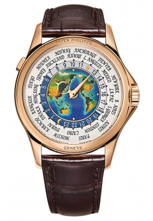 COMPLICATIONS WORLD TIME 5131R-011, 39.5MM