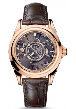 DE VILLE TOURBILLON CO-AXIAL NUMBERED EDITION 51353392199001, 38.7 MM