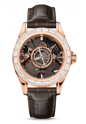 COLLECTION TOURBILLON CO-AXIAL LIMITED EDITION 51358392164001, 38.7 MM