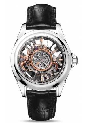 DE VILLE TOURBILLON CO-AXIAL LIMITED EDITION 51393392199001, 38.7 MM