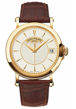 Calatrava Yellow Gold , 38mm