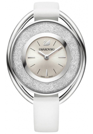 CRYSTALLINE OVAL WHITE WATCH 37MM 5158548
