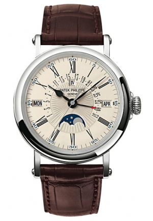 Grand Complications White Gold, 38mm