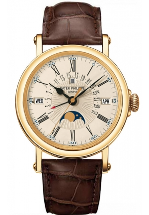 Grand Complications Yellow Gold, 38mm