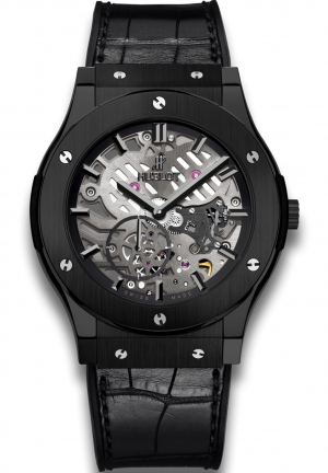HUBLOT Classic Fusion Classico Ultra-Thin All Black 45mm
