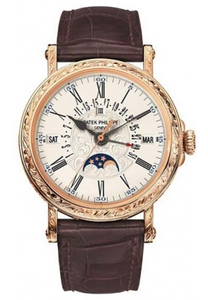 Grand Complications Rose Gold, 38mm