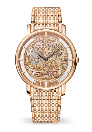 COMPLICATIONS ROSE GOLD MEN'S 5180/1R-001, 39MM