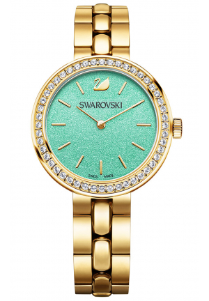 DAYTIME TURQUOISE BRACELET WATCH 34MM